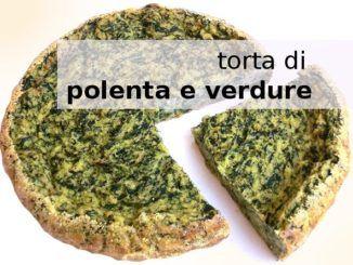 Torta polenta verdure