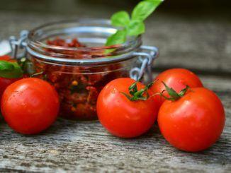 Pesto di pomodori essiccati al sole
