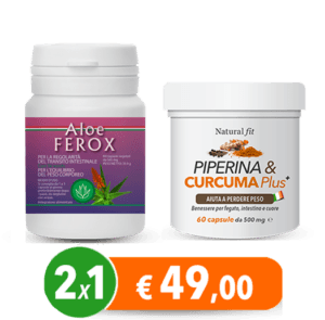 Offerta Piperina Aloe Ferox