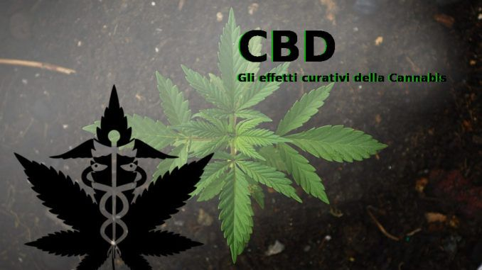 effetti benefici CBD